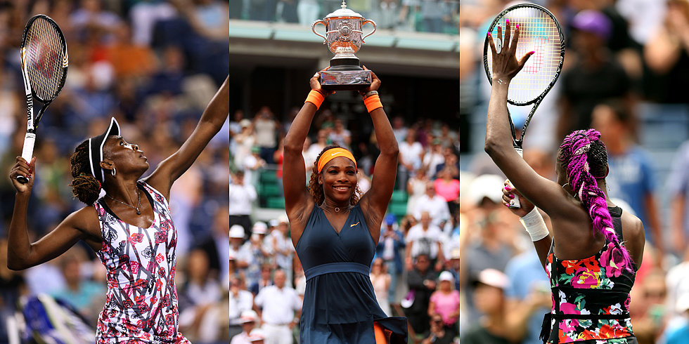 The Williams Sisters: Serving Up Fashion One Match at a Time