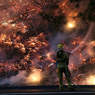 Yosemite Fire 2013 | Pictures