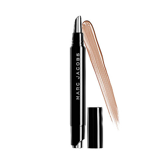 Instead of carrying your foundation around all day, pack the Marc Jacobs Concealer Pen ($39) in your purse for end-of-day touch-ups.