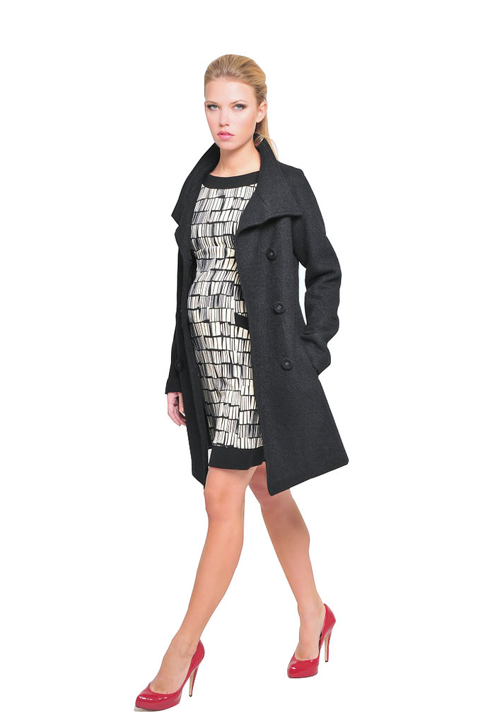 A good peacoat should be in any woman's closet, and that goes for pregnant women, too. Shop this wool-blend Olian Maternity peacoat ($149, originally $242) and wear it even after baby is born.