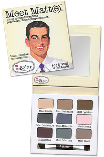 theBalm 'Meet Matt(e)' Eyeshadow Palette Meet Matt(E)
