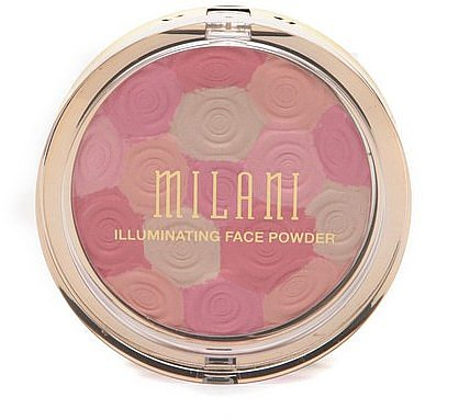 Milani Illuminating Face Powder Beauty's Touch 03