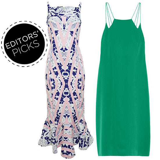 Editors' Picks: Stunning Spring Dresses We Can't Wait to Wear