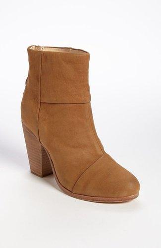 rag & bone 'Classic Newbury' Boot Womens Camel Size 36 EU 36 EU