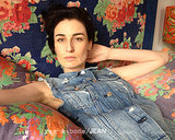 Erin O'Connor for Rag & Bone's DIY Project. Photo courtesy of Rag & Bone