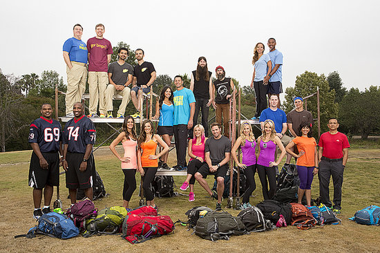 Football Players and Hockey Cheerleaders: Meet the New Cast of Amazing Race 23!