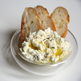 Easy Baked Goat Cheese Appetizer