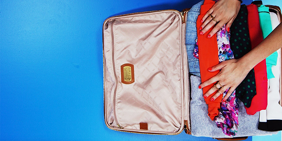 How to Pack Everything You Need Into a Carry-On
