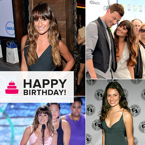 Why Birthday Girl Lea Michele Is a Hollywood Pro