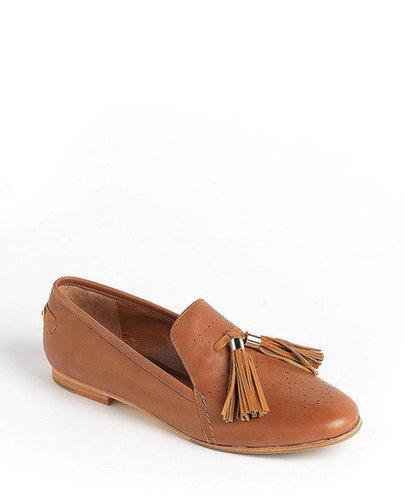 RACHEL ROY Grace Leather Loafers