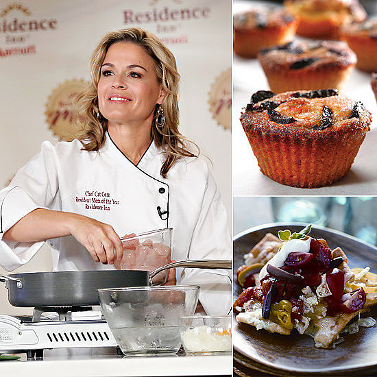 Cat Cora's Greek Goodies
