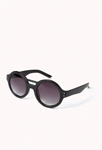 FOREVER 21 F2402 Round Sunglasses