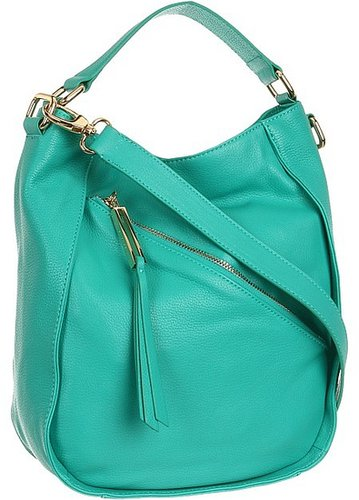 Kelsi Dagger - Izzy Crossbody (Turquoise) - Bags and Luggage