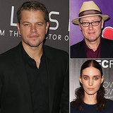 Matt Damon Will Direct, James Spader to Villainize the Avengers, and More Big Casting News
