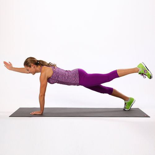 Plank Exercises: Exercises to Tone Abs