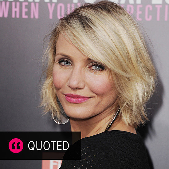 Cameron Diaz quotes on being single