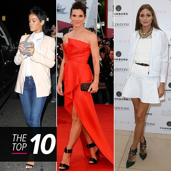 Best Dressed Celebrities of the Week | Pictures