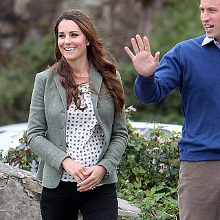 Kate Middleton First Post-Baby Appearance Outfit