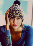 Karlie Kloss photographed by Anna Palma. Photo courtesy of Free People