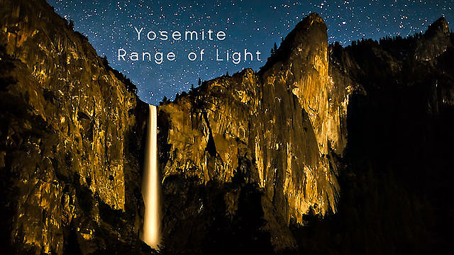 Yosemite Range of Light by Shawn Reeder