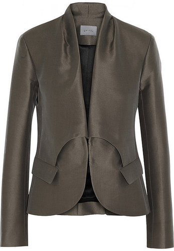 Maiyet Cotton-blend twill blazer
