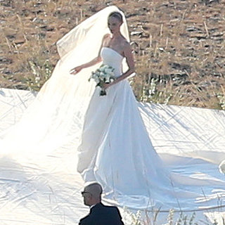 Kate Bosworth Wedding Dress | POPSUGAR Fashion
