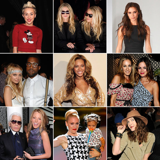 New York Fashion Week Fun Through the Years