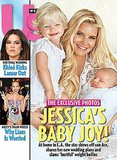 Jessica Simpson Introduces Baby Ace