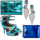 Trending: Irridescent Blue