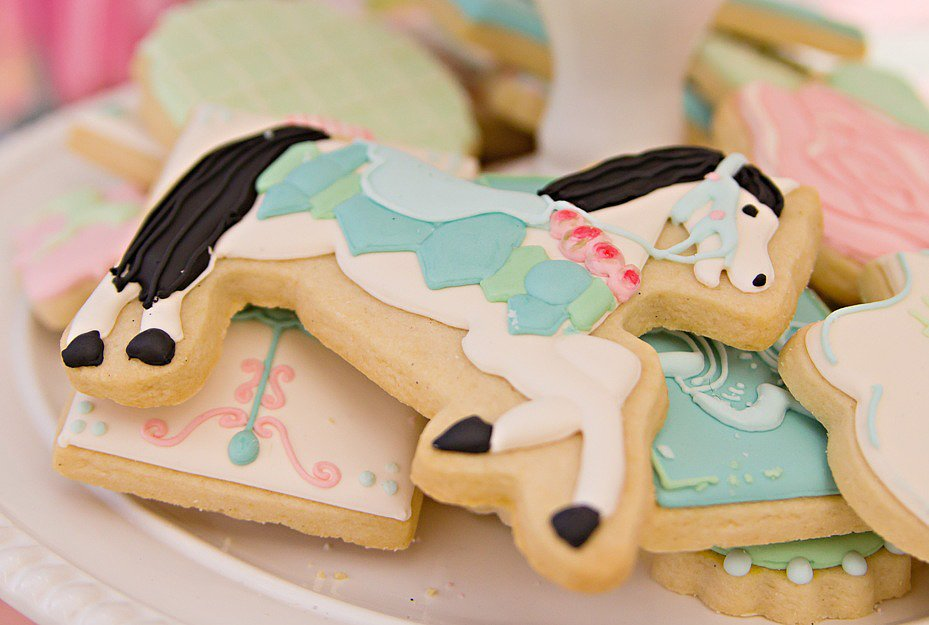 Pony Cookie