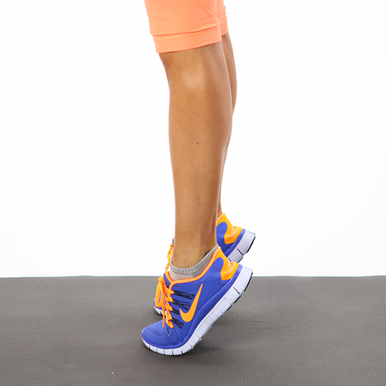 Fit Tip: Walk Around on Your Tiptoes | POPSUGAR Fitness
