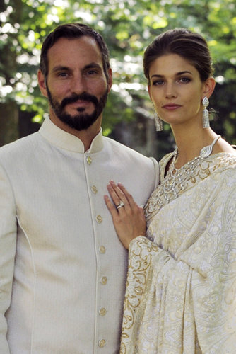 Prince Rahim Aga Khan and Kendra Salwa Spears The Bride: Kendra Salwa Spears, a Seattle-born model. The Groom: Prince Rahim Aga Khan, the oldest son of His Highness Aga Khan IV, the spiritual leader of the Shia Ismaili Muslims. When: Aug. 31, 2013 Where: Geneva, Switzerland