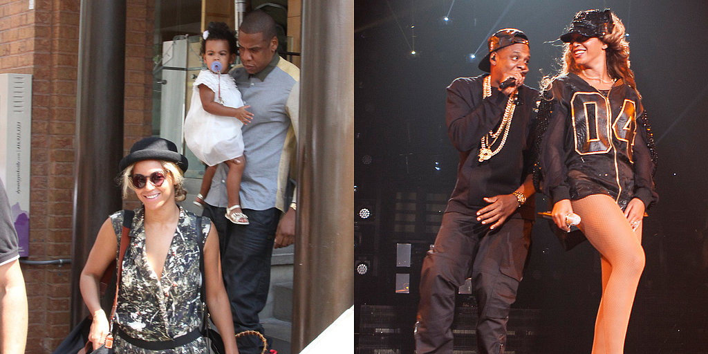 Celebrate Jay Z's Birthday With a Sweet Look at His Ladies