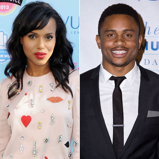 "Kerry Washington and San Francisco 49er Nnamdi Asomugha started dating in Summer 2012, but the pair kept their relationship under the radar until news broke of their wedding on June 24. The Scandal star has mostly stayed mum on her personal life, but Kerry called her wedding ""thrilling"" when asked about her secret nuptials."