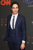 Designer Zac Posen was honored at the event.