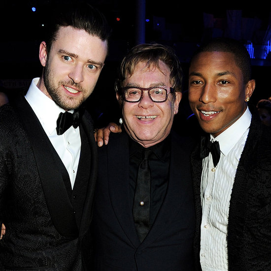 British GQ Men of the Year Awards 2013 Party Pictures