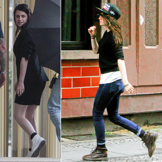Kristen Stewart on Set in Berlin | Pictures