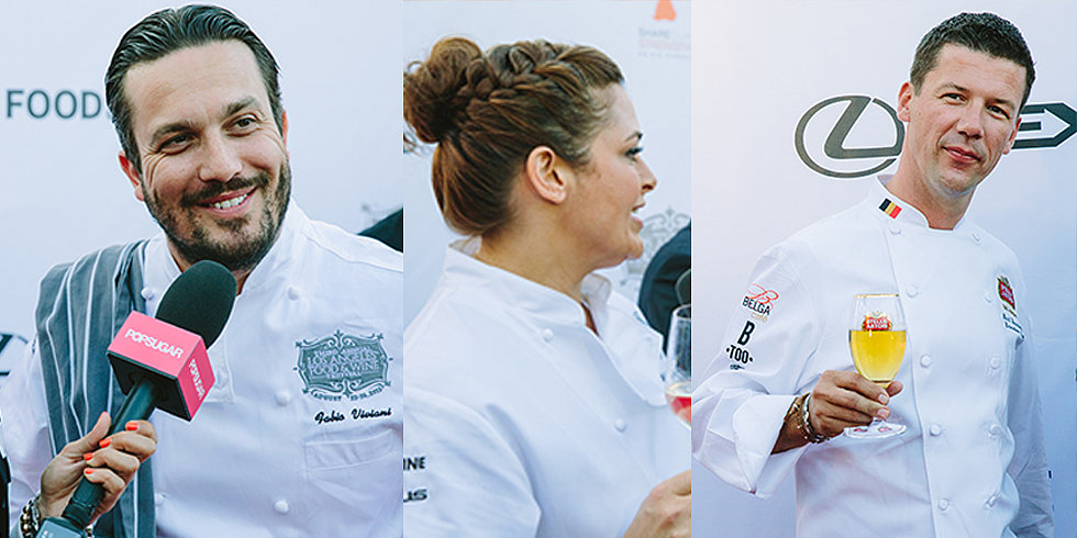 Top Chef Contestants Offer Advice to the New Class