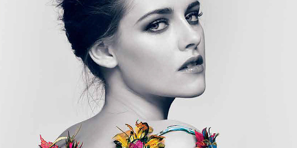 Kristen Stewart's Latest Florabotanica Ad Is Simply Stunning