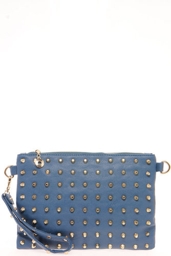 Eve All Over Studded Bag