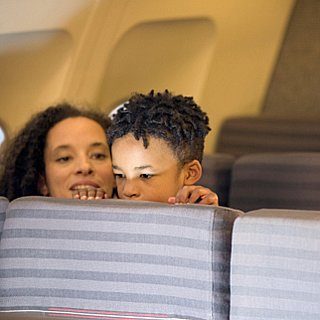 Childcare on Planes