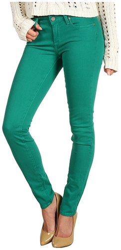 Paige - Verdugo Ultra Skinny (Emerald) - Apparel