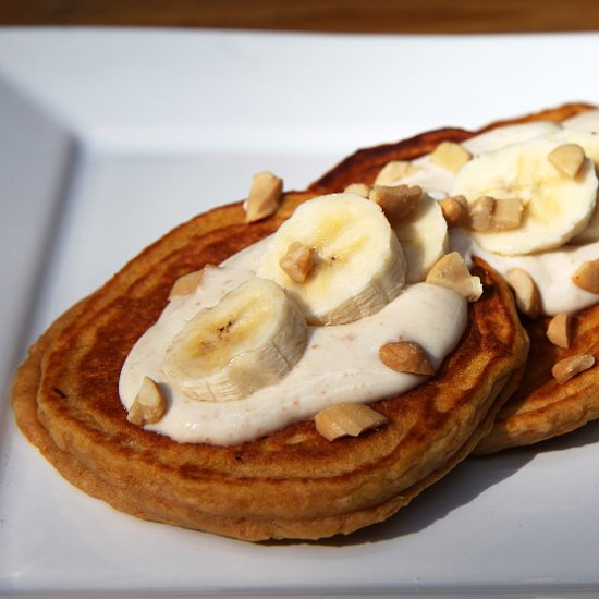 These 100-Calorie Pancakes Contain a Secret Ingredient