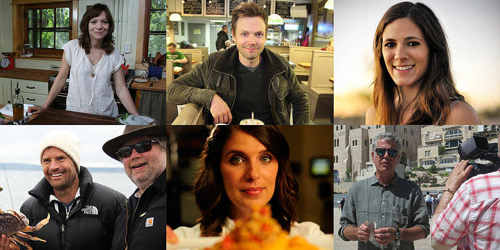 12 Fall Food TV Shows You Won't Want to Miss