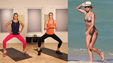 Get Dancer's Gams With Julianne Hough's Leg Workout