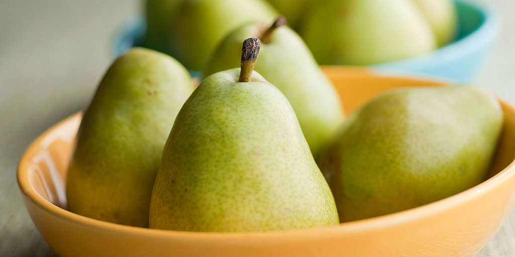 Forget the Apple! Why You Should Be Eating a Pear a Day