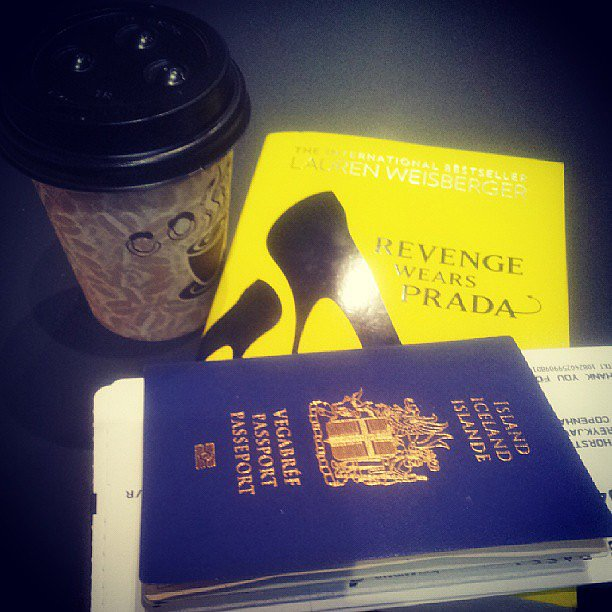 Rakelbirna shared her travel reads.