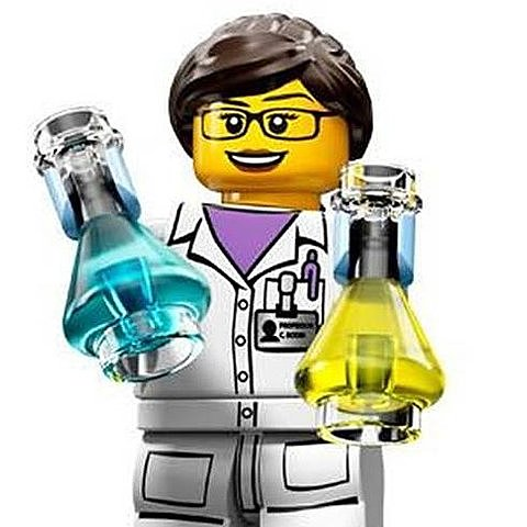 Lego Introduces Female Scientist Minifigure