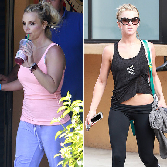 Celebs Who Sweat Together to Stay Together!