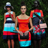 2014 Spring New York Fashion Week Runway Kate Spade